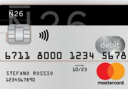 N26. Una carta moderna che è anche un conto e che si crede una banca