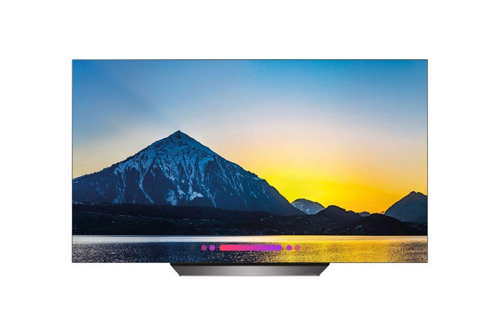 Le tecnologie all'avanguardia di LG OLED TV si sposano con un design raffinato e discreto nelle forme