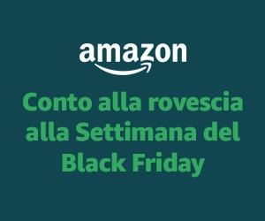 Black Friday 2018 è il 23 Novembre