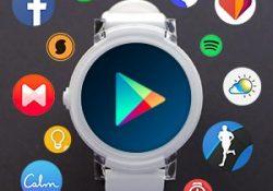 TicWatch E. Tutta la potenza di Google Play