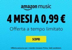 Amazon Music Promozione