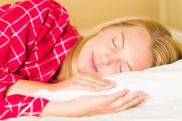 Dormire velocemente e riposare bene