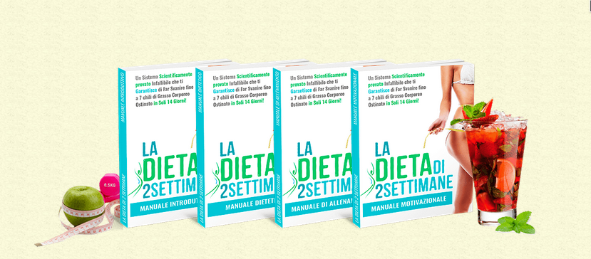 Dieta 2 settimane | Ottieni un piano super semplice per tenere alla larga il peso