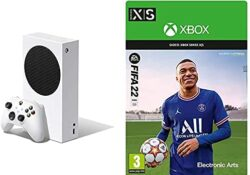 Xbox Series S + FIFA 22: Standard   Xbox Series X S - Codice download
